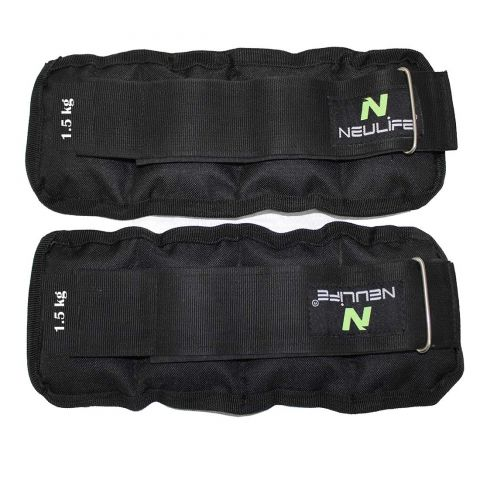 Neulife Wrist/Ankle Weights 3 kg (1.5 kg Each x 2 pc)