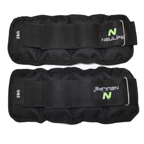 Neulife Wrist/Ankle Weights 4 kg (2 kg Each x 2 pc)