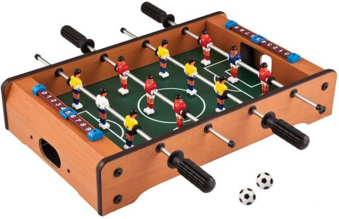 """Famous Quality® 20"""" Mid-Sized Foosball"""