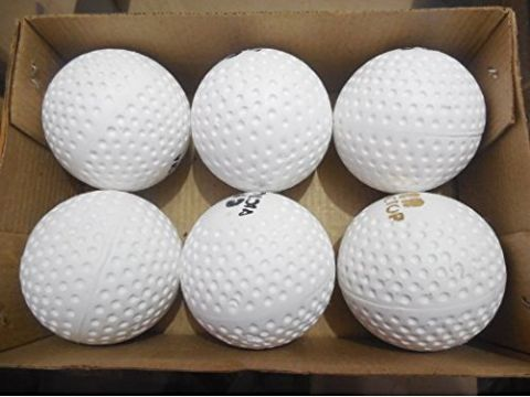 KD Hockey Ball Smooth Field (Pack of 6)