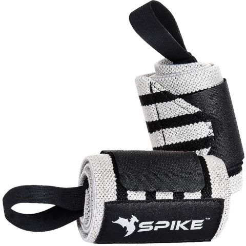 Spike Wrist Support Gym Band Strap (Pack of 2)