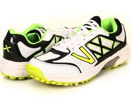 KD Vector Cricket Shoes Rubber Spike