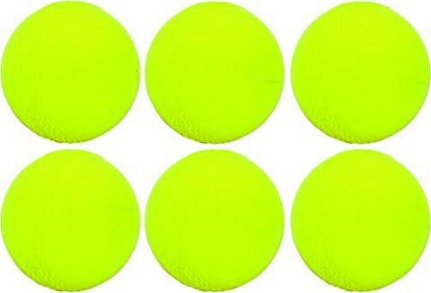 KD Wind Cricket Ball for Tennis Garden Play Pack of 6