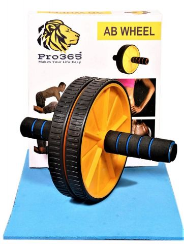 PRO365® Wide Ab Roller Wheel for Abs Workouts