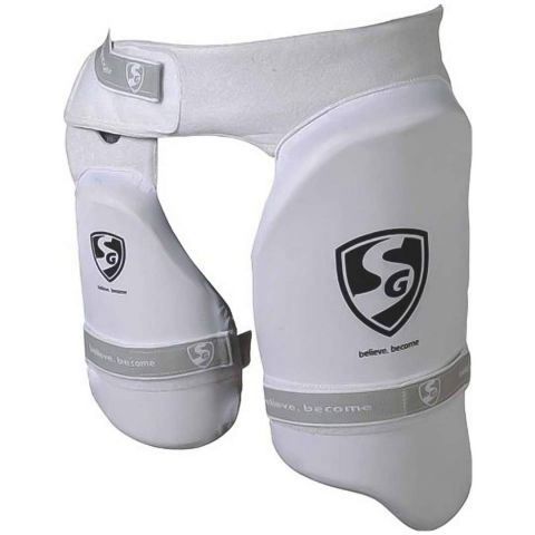SG Ultimate Right Hand Thigh Pads, Adult